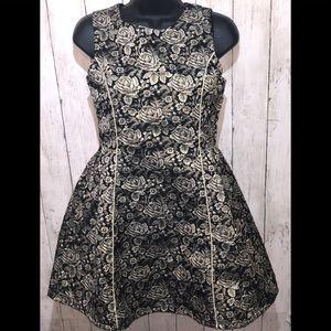 Children's Place Metallic Formal Dress 14